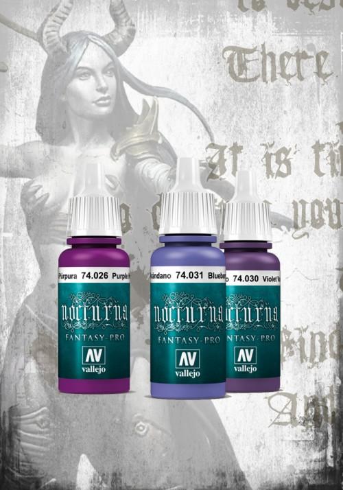 Imperial Purple Set
