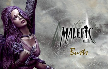 Malefic Time: Akelarre Busts