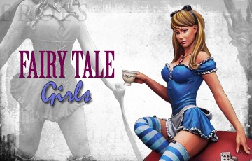 Nocturna: Fairy Tale Girls