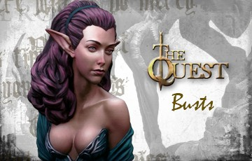 The Quest: Ruby Busts